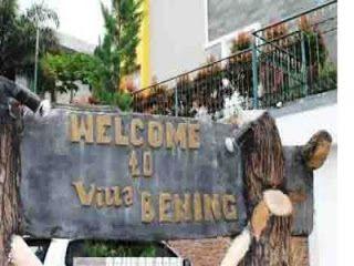 villa bening LEMBANG