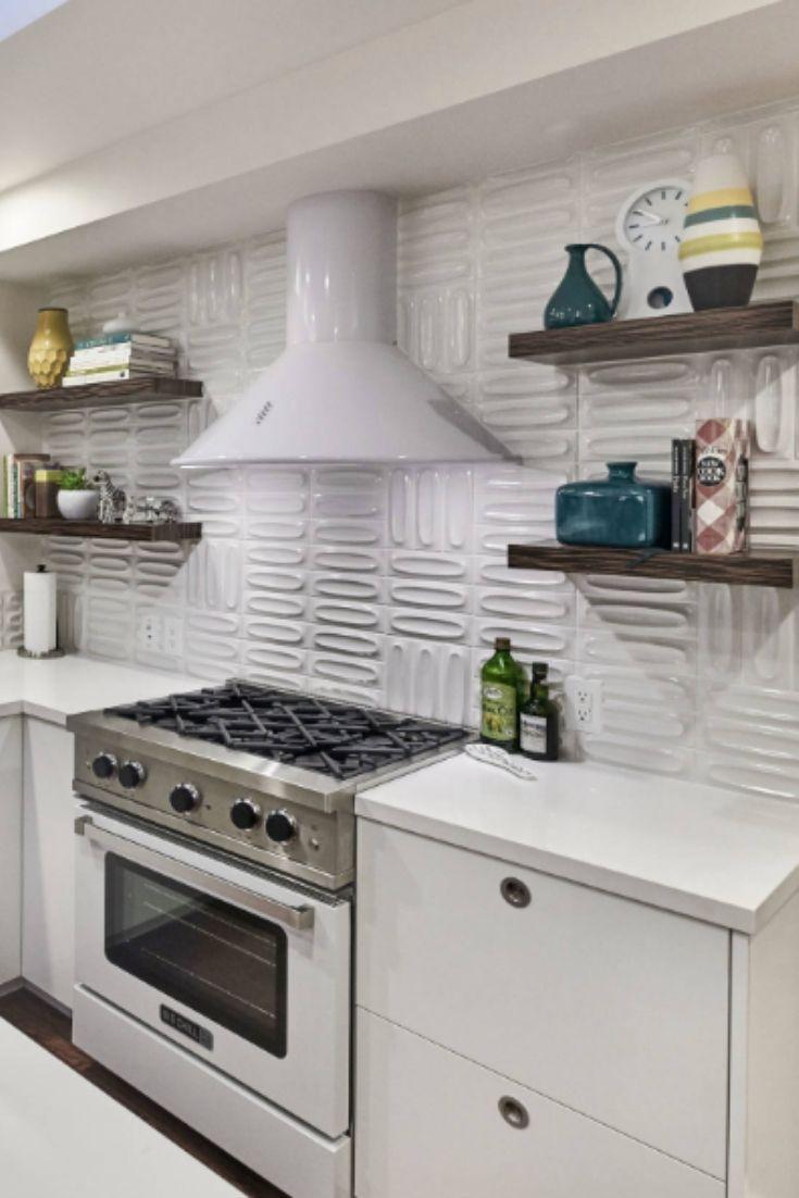 Pin On Kitchen Floating Shelves
