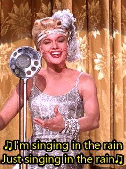 🎀 Old Hollywood my Love 🎀 • Jean Hagen as Lina Lamont  Singin' in the Rain...
