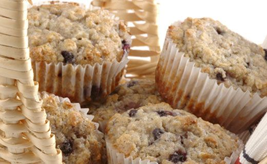 Epicure's Cinnamon Raisin Muffins (190 calories/portion)