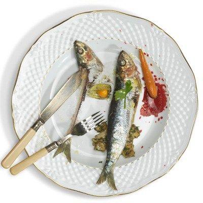 «Еда» — онлайн-журнал о еде и гастрономических развлечениях, номер 5 (67) (Русская рыба)