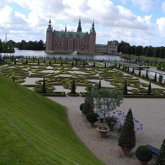 Frederiksborg Slot, Hillerød, Denmark