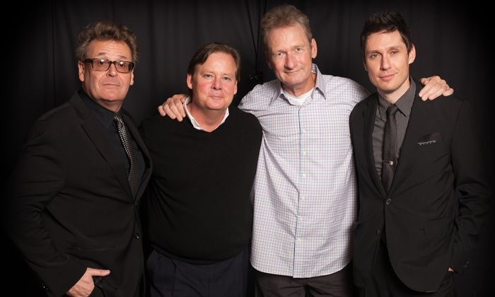 """Whose Live Anyway? - Carpenter Theater: """"Whose Live Anyway"""" with Greg Proops, Joel Murray, Ryan Stiles, and Jeff B. Davis on May 14 at 5:30 p.m."""