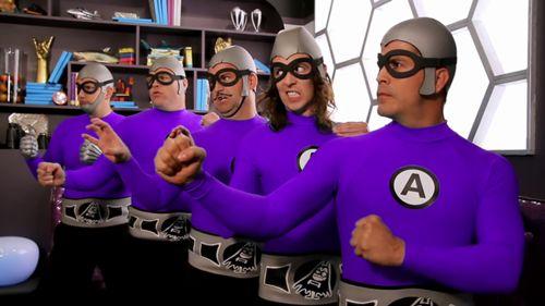 the aquabats | Showtime! (Song) - The Aquabats! Wiki