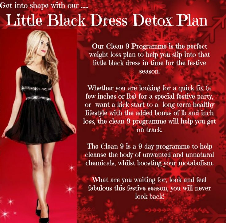 The festive season is fast approaching so what better way to look and feel fabulous by joining our little black dress detox plan! For more information just inbox me or visit www.kateforever-aloe.myforever.biz/nutrilean