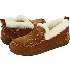 Mikka Acorn slippers.  $80