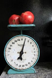 Kitchen scale - LOVE!