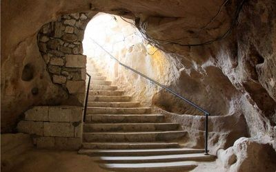 Saratli Underground City (Kirkgoz) - Tour Maker Turkey - Cappadocia