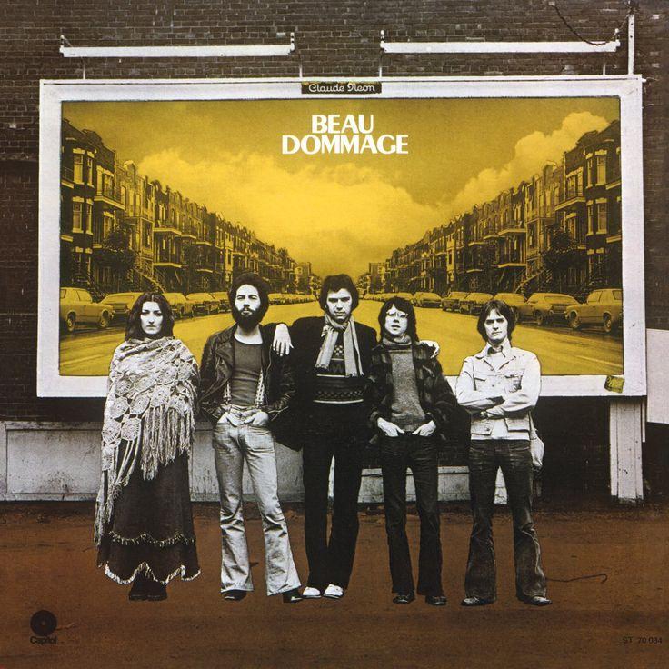 Beau Dommage (1974) - Beau Dommage - Nombre de titres : 18 titres -   Référence : 00047498 #CD #Musique #Cadeau