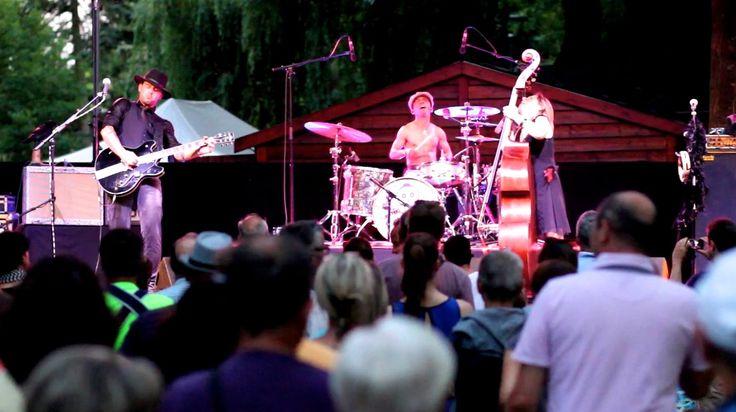 Manu Lanvin and The Devil Blues - Live 2015