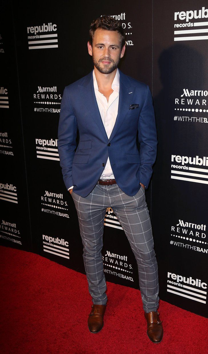 Pin for Later: Go Inside the Star-Studded VMAs Afterparties! Nick Viall
