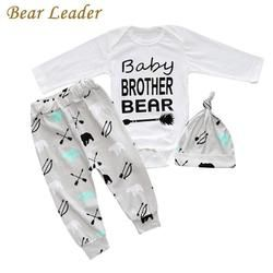 NEWBORN BABY BOY CLOTHING - BABY BROTHER BEAR 3PCS-BABY-www.1MinuteDeals.co.nz