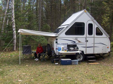 Aliner Fun... a quick look ... Welcome! | Aliner campers ...