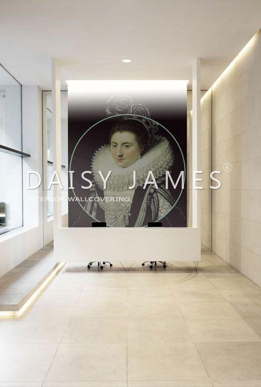 DAISY JAMES wallcover The Countess