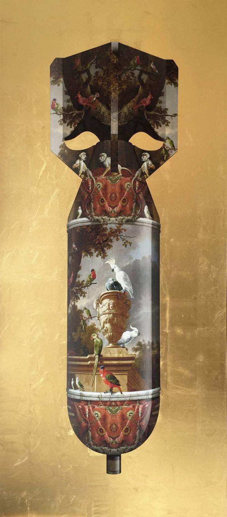 "Saatchi Art Artist Magnus Gjoen; Printmaking, ""THE DEVIL HATH POWER TO ASSUME A…"