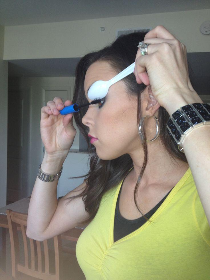 TONS of great makeup secrets.