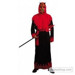 Déguisement diable homme Halloween