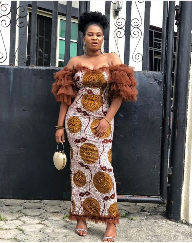 Top 100 Stylish Kitenge Designs For Wedding Guests Fashenista Kitengedesi In 2020 African Print Fashion Dresses Latest African Fashion Dresses African Print Dresses