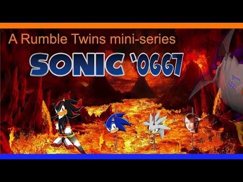 Watch this video on my channel 👀  Sonic '0667 #1 I Got the Jesus Juice in Me