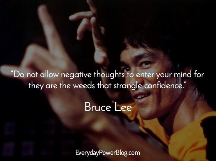 34 Bruce Lee Quotes To Inspire The Warrior Within!                                                                                                                                                                                 More