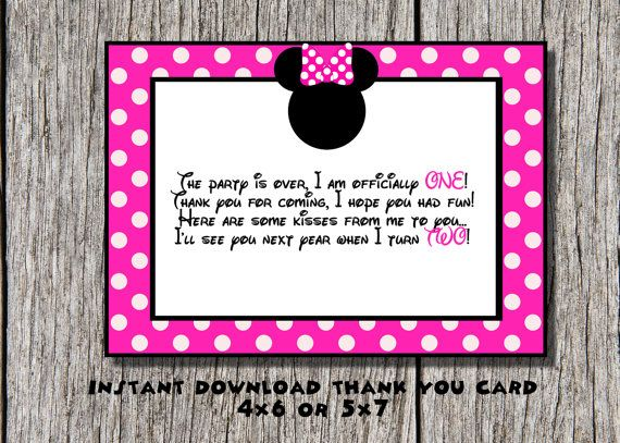 Minnie Mouse Babyshower Invitations was great invitations example
