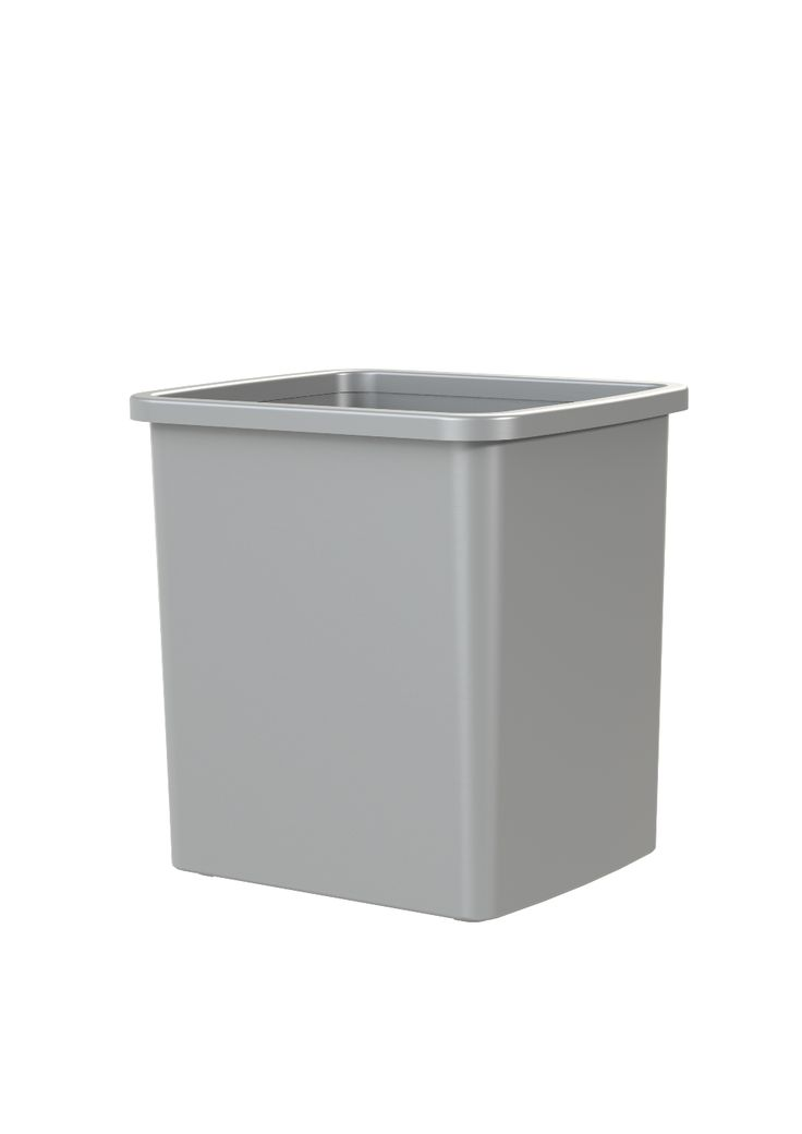 15L Replacement Bucket - Ghost Grey.
