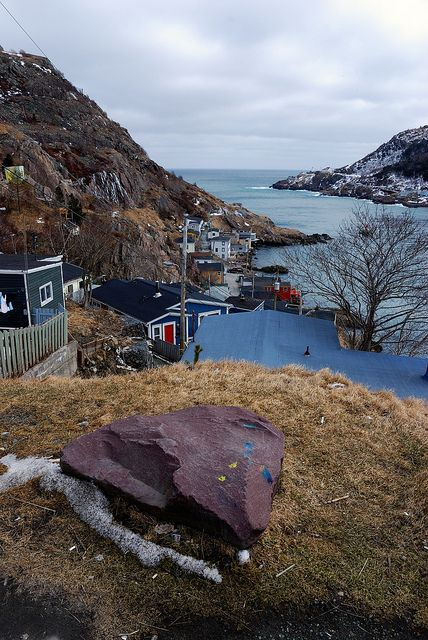 The Battery, St. John's, NL