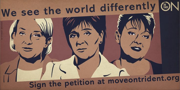 Leanne Wood, Nicola Sturgeon and Leanne Wood support it.  Sign the petition here: http://www.moveontrident.org/petition/
