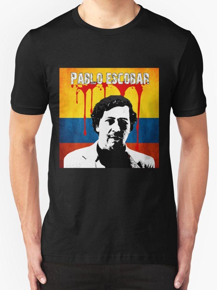 Pablo Escobar  by MomaBjekovic