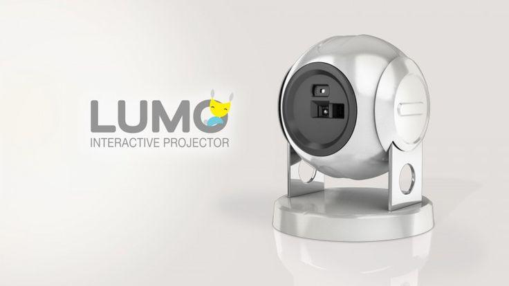 İnteraktif Projeksiyon Lumo