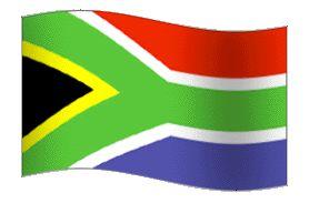 Afrique du Sud dessin gratuit - Drapeau image