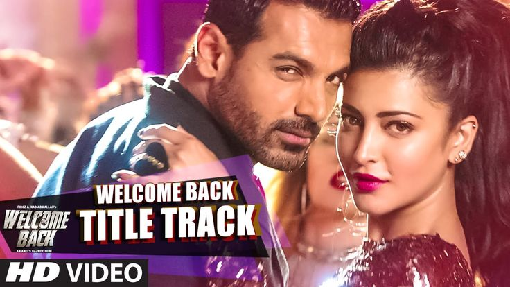 Welcome Back (Title Track) VIDEO Song - Mika Singh | John Abraham | Welc...