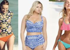 The No-Bullsh*t Swimsuit Guide For EVERY Body Type
