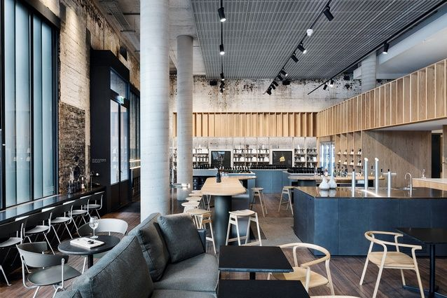 Highly commended retail projects at the 2017 Eat Drink Design Awards.