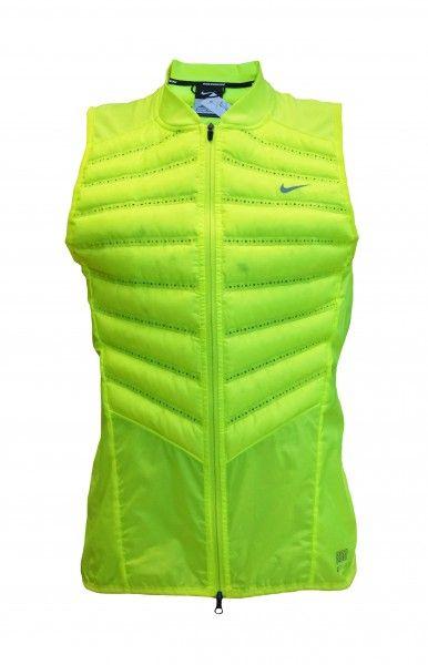 Moteriška neoninė liemenė. Tinka bėgiojimui ar važinėjimui dviračiu. #nike #sport #clothes #moteriska #apranga #sportui