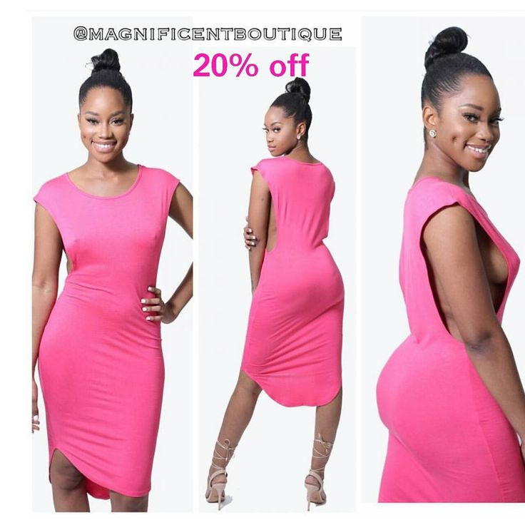 #MAGNIFICENTBOUTIQUE  Cute little pink dress Ladies what you waiting on??? 📍Shop #33 Pavilion Mall. 13 Constant Spring Road 📞 876-613-2444.  #magnificentboutique #magnificentboutiqueja #clothingboutique #classydresses #partydress #shopthelook #jamaicanboutique #jamaicanclothingboutique #trendyfashion #affordablefashion #getthelook #dresses #heels #celebritylook #celebritystyle #boutique #fashionstyle #styleinspo #uniqueclothing #glam #instaglam #fashionista #pavilionmall #styleglam…