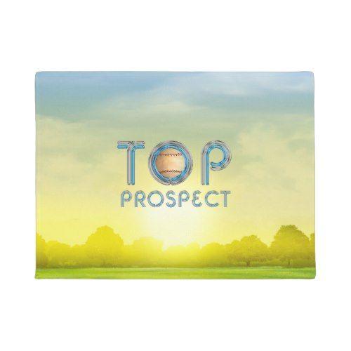 TOP Baseball Prospect Doormat
