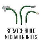 How to Scratch Build Mechadendrites - Adeptus Mechanicus, Warhammer 40k