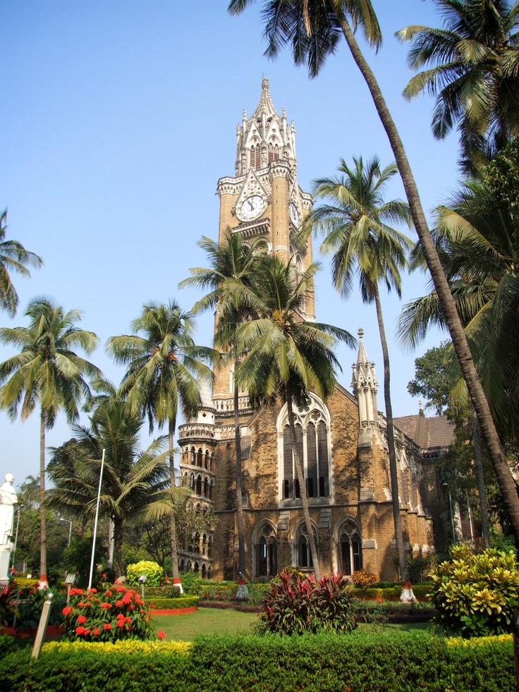 University of Mumbai (formerly Bombay), India