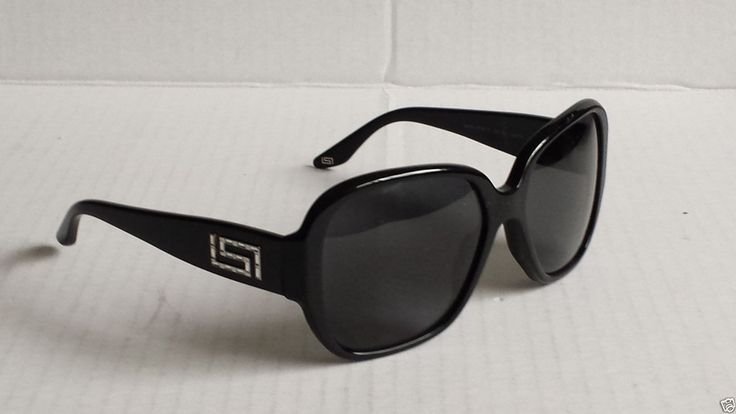 #Versace women black sunglasses MOD 4338 made in Italy (new without case) visit our ebay store at  http://stores.ebay.com/esquirestore