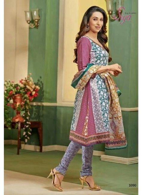 #KarishmaKapoor #CottonSuit #bollywood #bollywoodfashion #pinkcottonsuit