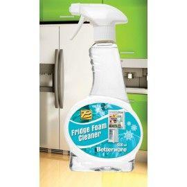 Hűtőgép tisztításához való aktív hab