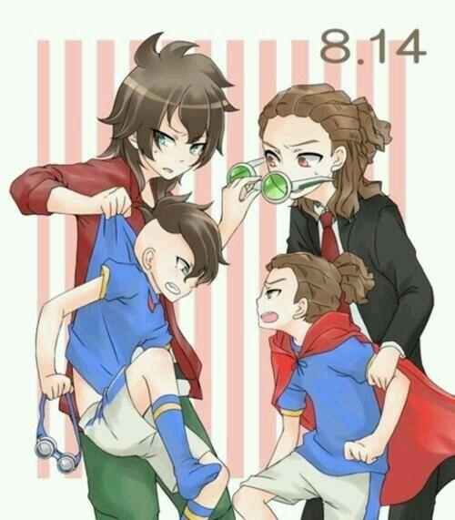 Fudou & Kidou