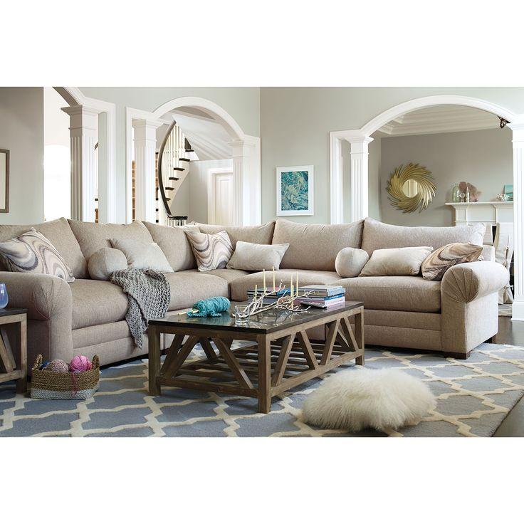 American Signature Furniture Sectionals #16: Wilshire 5 Pc. Sectional (Alternate) | American Signature Furniture