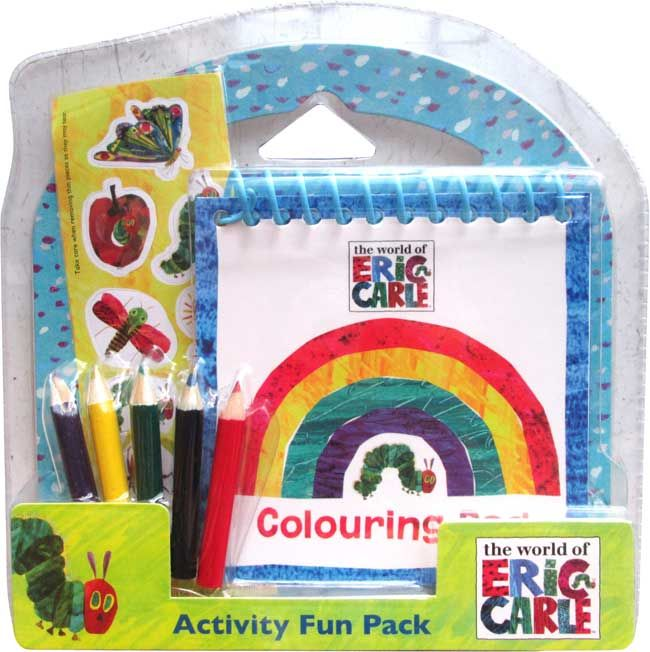 The Very Hungry Caterpillar Activity Fun Pack