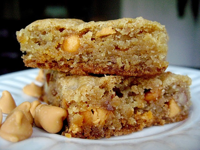 Butterscotch Blondies Thinking about switching out the butterscotch ...