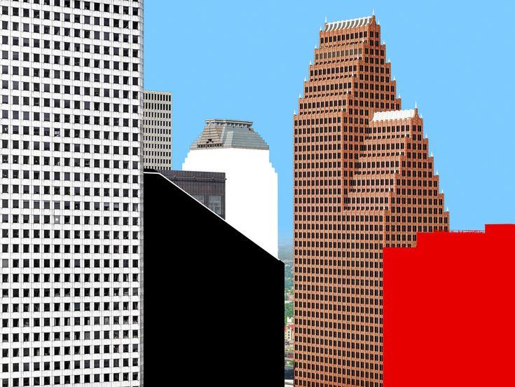 Houston, Texas, da <em>Site specific</em>. - (Olivo Barbieri)
