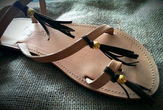 Mara#eva#creation#sandals#greek#handmade#summer