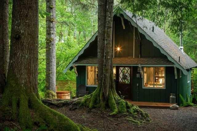 The Best Airbnbs And Rentals In Mt Rainier National Park Aliciamarietravels In 2020 Rainier National Park National Parks Mt Rainier National Park