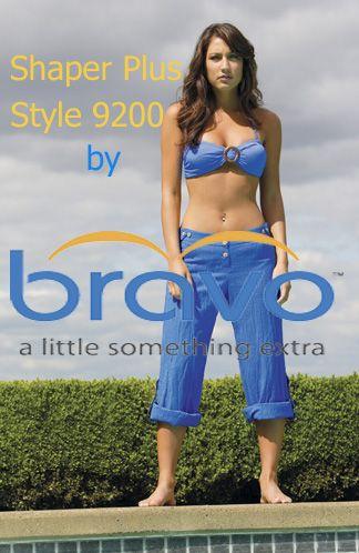 48d951ce48339 PUSH UP BRA PAD Shaper Plus® for Breast Lift + Add A Size - Bravo ...